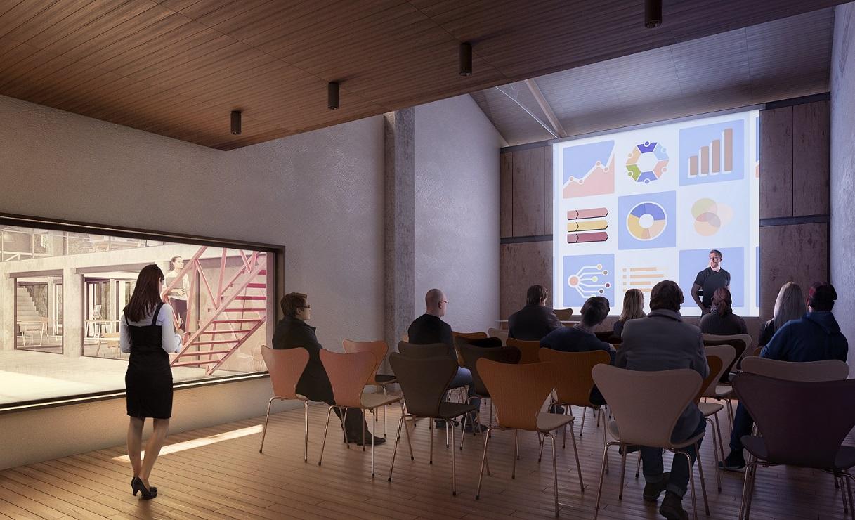Sala de conferencias Ruzafa