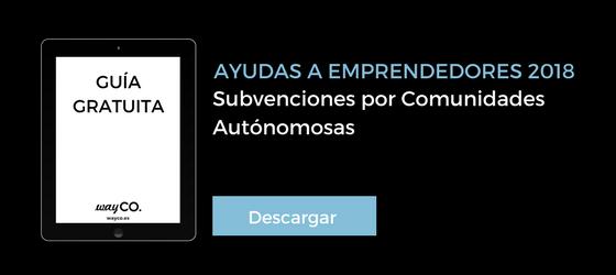 Subvenciones por comunidades autónomas