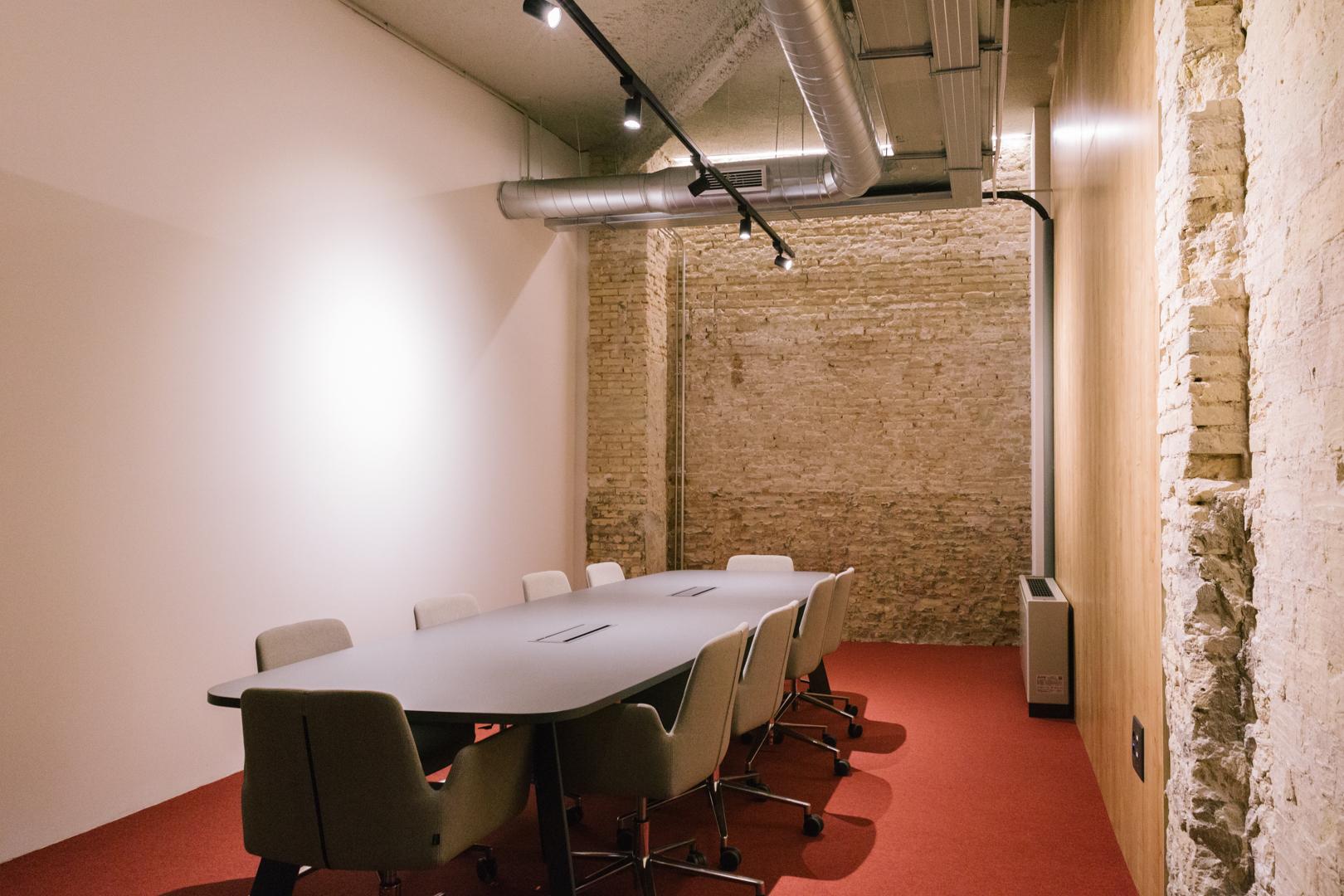 Sala de reuniones valencia