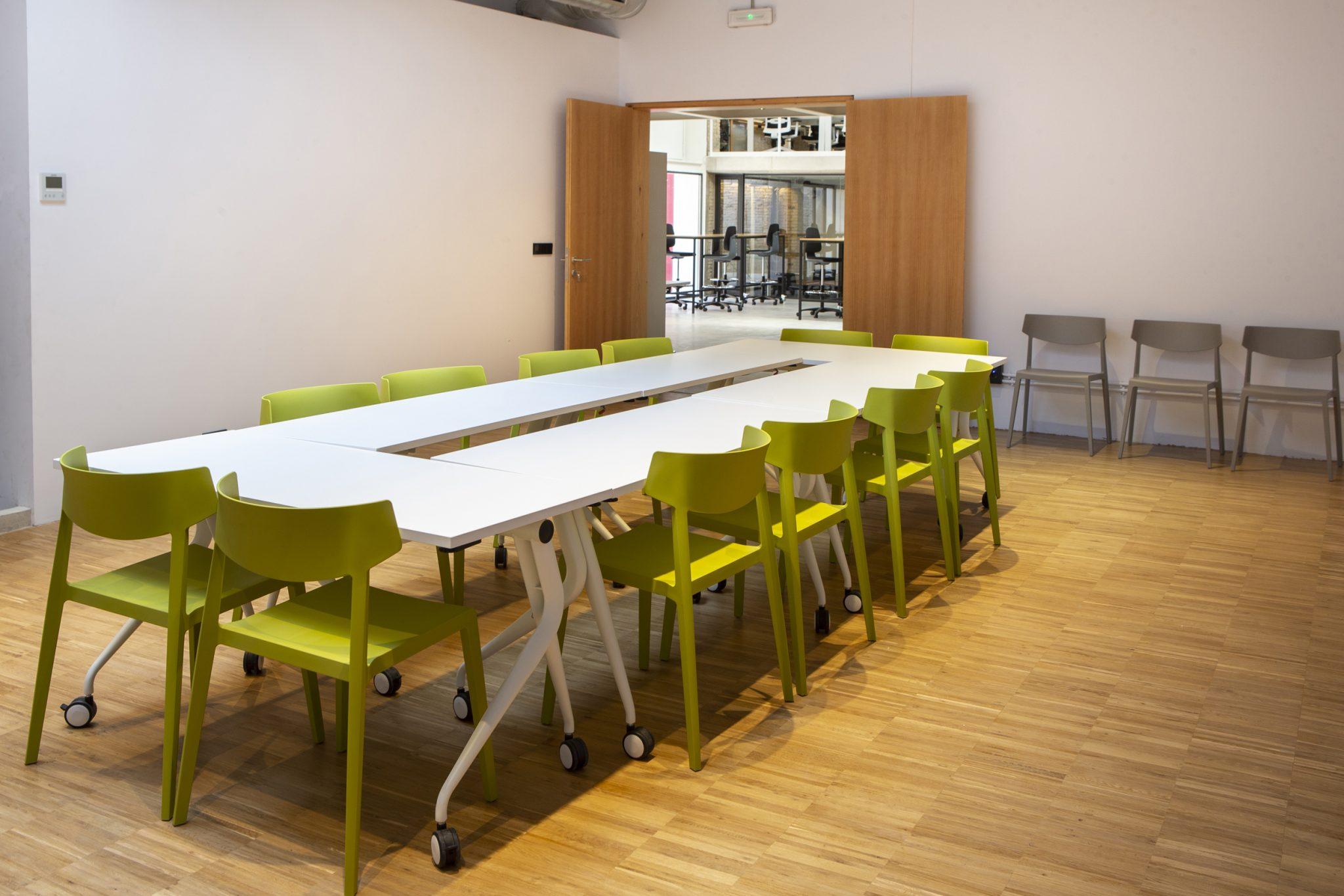 Sala de reuniones Wayco Ruzafa