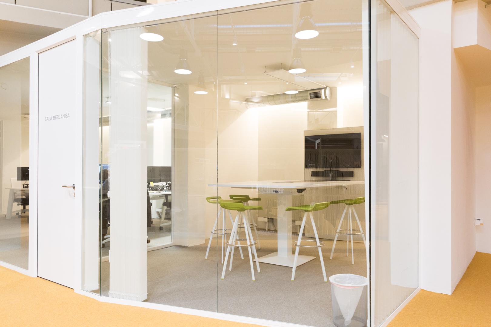 Sala para reuniones valencia