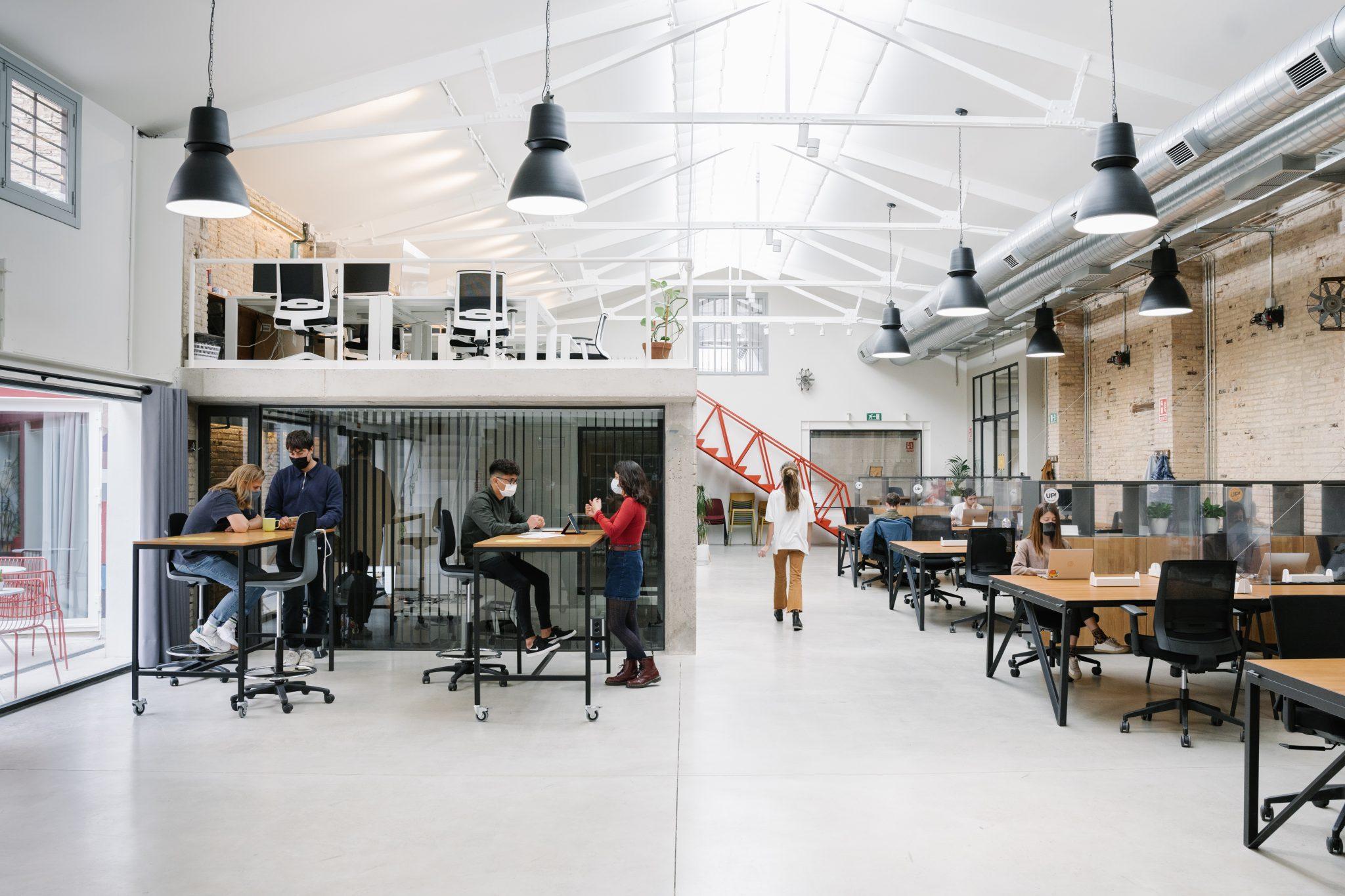 Modelos de trabajo flexible en Wayco Ruzafa